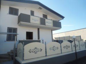 San Felice a Cancello-Villetta a schiera-In Vendita facciata