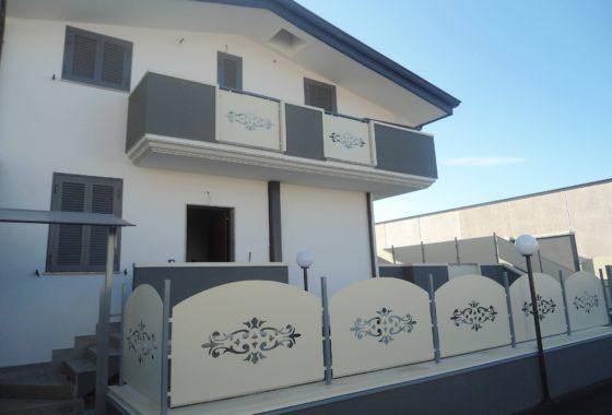 an Felice a Cancello-Villetta a schiera-In Vendita